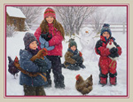 Artist Robert Duncan Art Christmas Cards