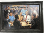 Artist Andy Thomas Art Giclee Canvas